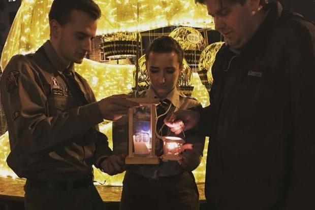 Вифлеемский огонь накануне Рождества доставят вБеларусь