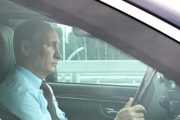 Путин снова поедет на инаугурацию на иномарке