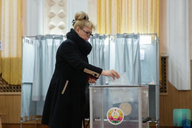 В ЦИК непризнанного Приднестровья назвали предварительные итоги выборов президента