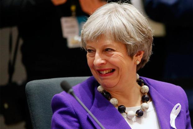 Мэй на съезде Консервативной партии сплясала под Abba