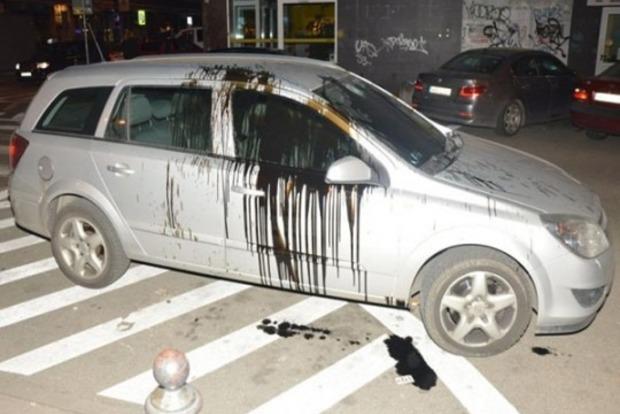 В Польше жестоко избили украинца, работавшего таксистом Uber