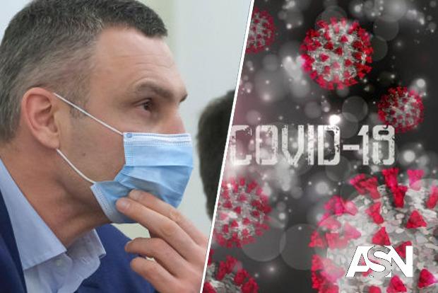 Число зараженных за сутки в Киеве увеличилось на треть