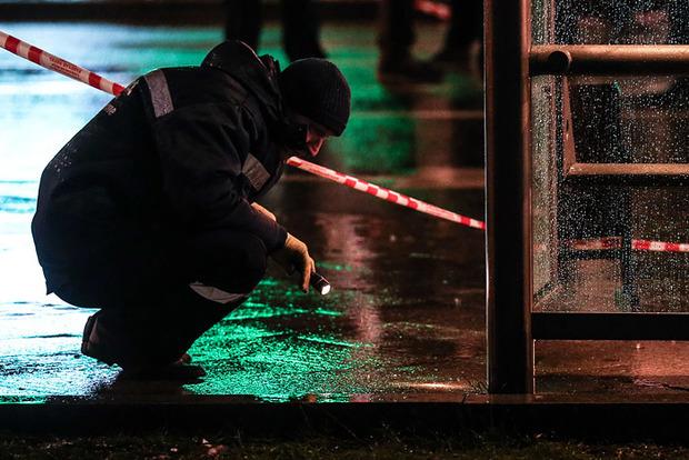 Мощный взрыв прогремел в Макеевке на остановке: раненые лежат на улице