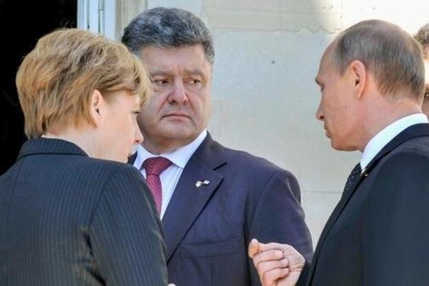 Песков рассказал детали разговора Порошенко и Путина