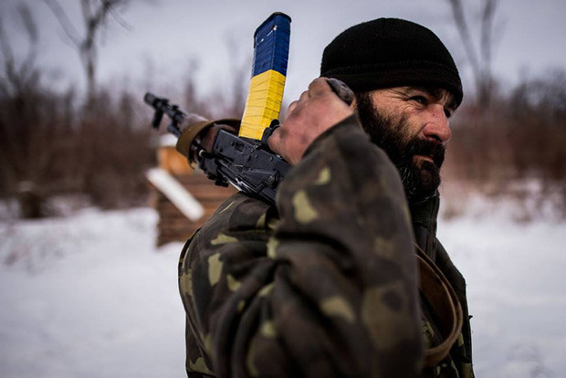 Боевики сосредоточили обстрелы позиций украинских бойцов врайоне Каменки— Штаб АТО