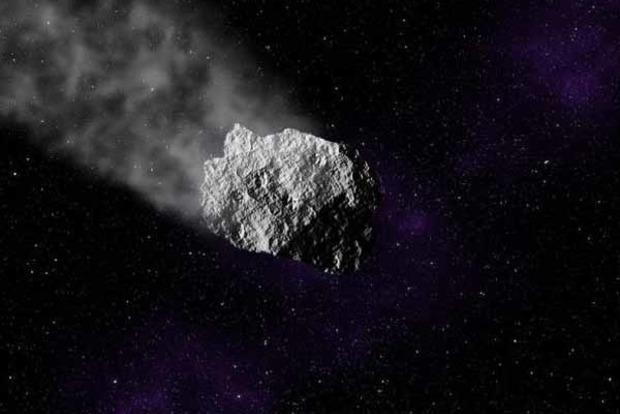 К Земле летит огромный астероид. NASA показало видео