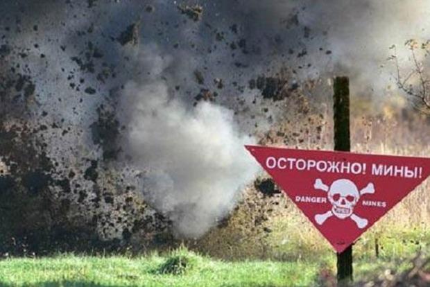 В оккупированной Горловке на мине подорвались двое мирных жителей