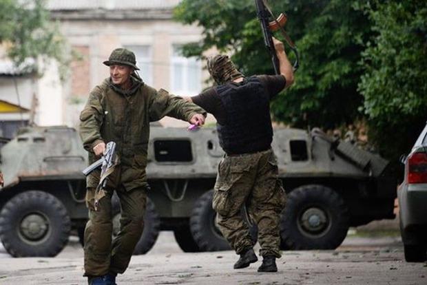П'яні бойовики обстріляли свої позиції, є загиблі