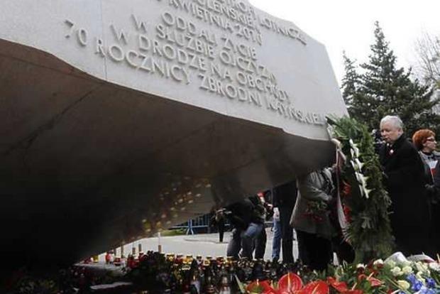 В Польше заявили о подмене тел погибших в Смоленской катастрофе
