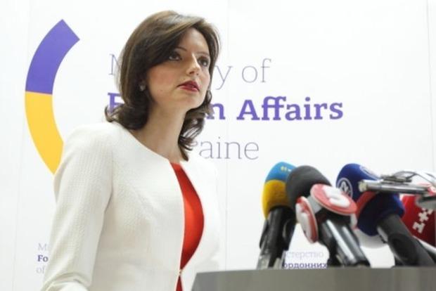 Беца: За год Украина направила РФ более 200 дипломатических нот