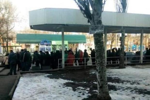 Забастовка маршрутчиков стала причиной транспортного коллапса в Николаеве