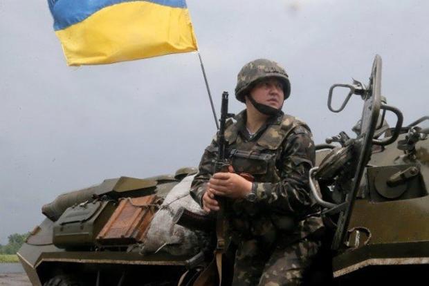 На Донбассе за сутки были ранены 5 военных ВСУ