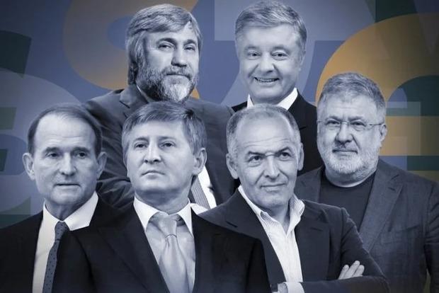 ТОП-100 самых богатых в Украине — рейтинг НВ в 2020 году
