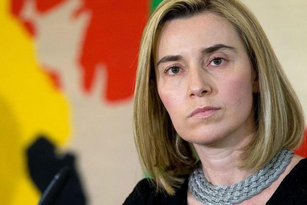 Могерини обвинила Москву в подрыве принципов безопасности в Европе