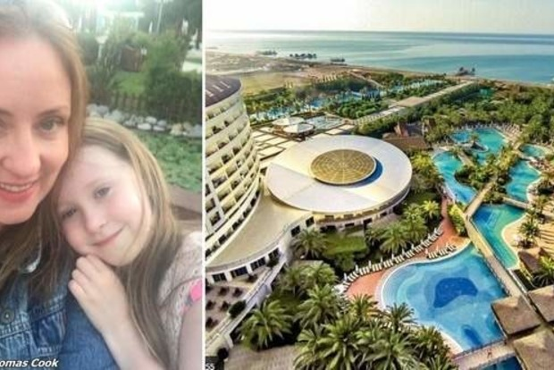Маленькую девочку похитили в Турции прямо в отеле