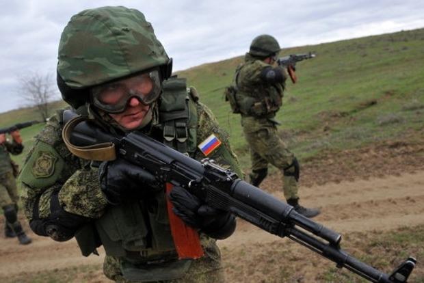 Российские десантники отработали захват стратегических объектов Украины, расположенных в Херсонской области