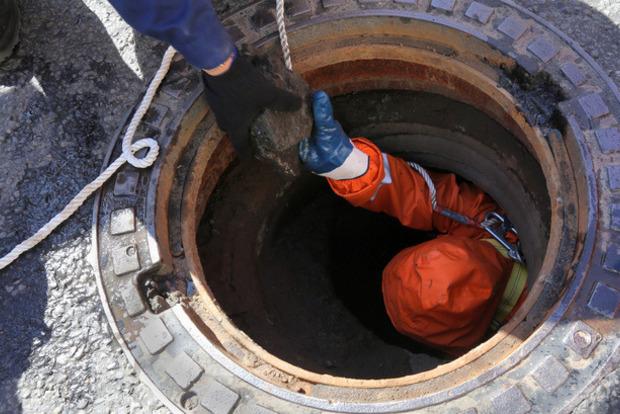 """Результат пошуку зображень за запитом """"труп в каналізації рятувальники знайшли"""""""
