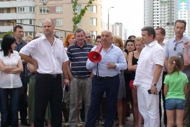 В Киеве задержан в.о. главы Дарницкой РГА