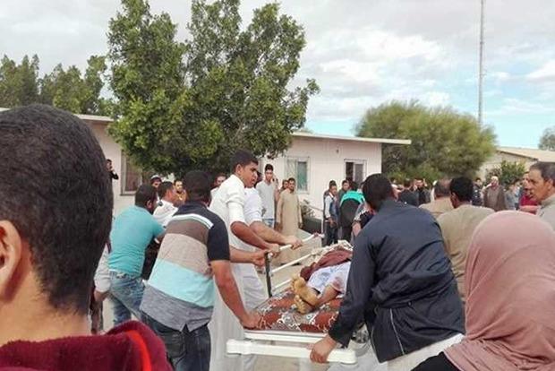Теракт в Египте: в ходе нападения на мечеть погибло 200 человек