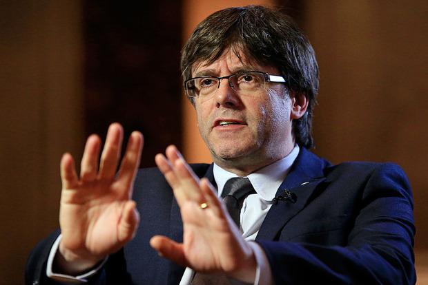 Суд Іспанії заборонив Пучдемону балотуватися в прем'єри Каталонії