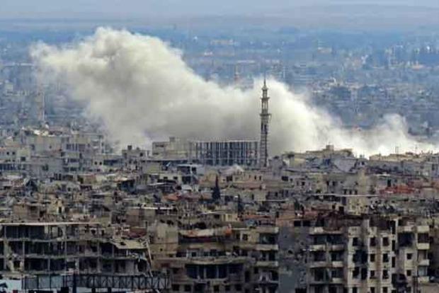 Войска Асада захватили часть Восточной Гуты