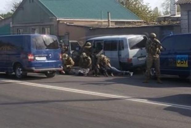 В Одессе СБУ проводит антитеррористическую операцию