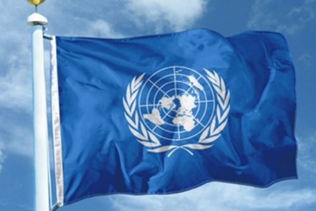 В Луганск прибыли грузовики с гуманитарной помощью от ООН