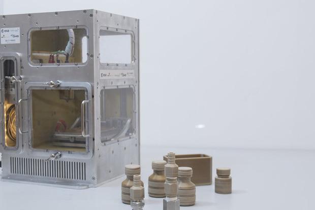 В ЄС сконструювали перший космічний 3D-принтер