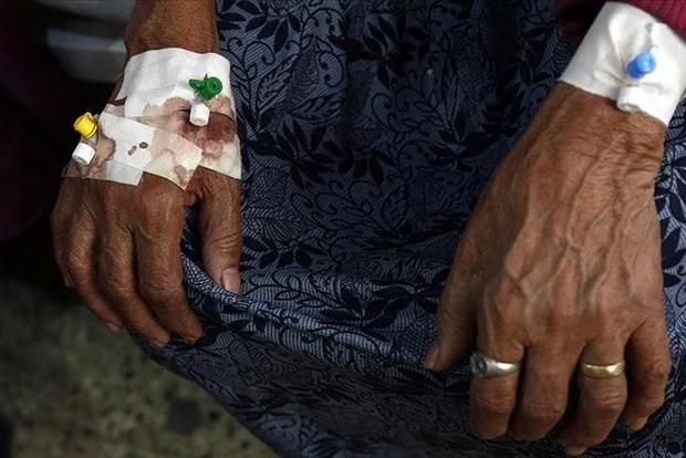 Холера забрала за місяць життя понад 100 жителів Нігерії