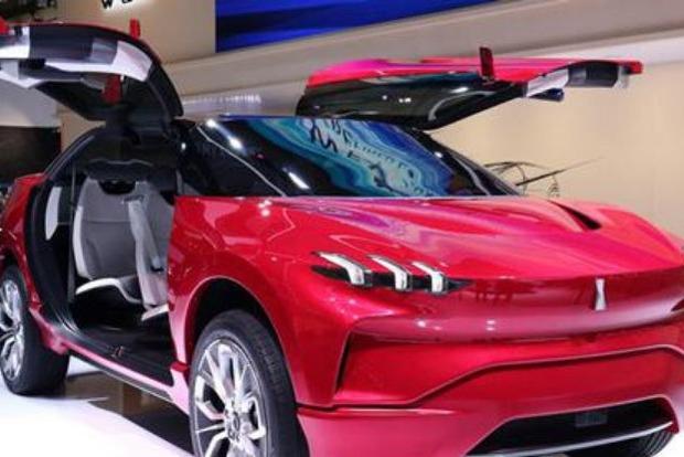 Китайцы показали новый электромобиль – конкурент Tesla Model X