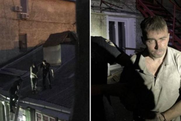 В Киеве поймали сбежавшего из под стражи педофила