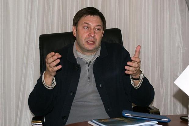 Подозревается в госизмене: главреда РИА Новости Украина арестовали на два месяца