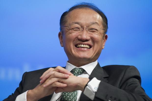 Руководитель  Всемирного банка порекомендовал , как Украине привлечь $40 трлн вложений денег