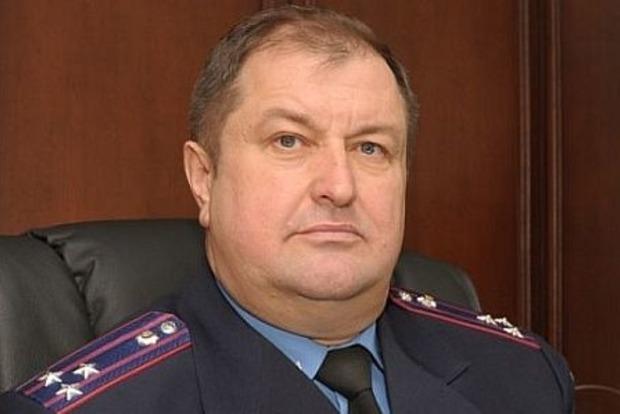 Экс-начальник ГАИ Киева Макаренко оставлен под арестом с возможностью залога в 5 млн грн