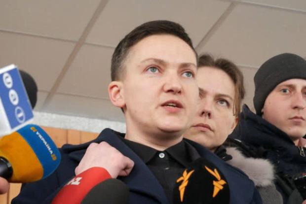 У всі тяжкі: Савченко закликала українців до держперевороту