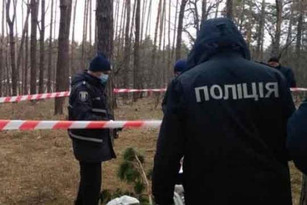 Народила і кинула під ялинкою: в Києві в лісі знайшли тіло новонародженої дівчинки