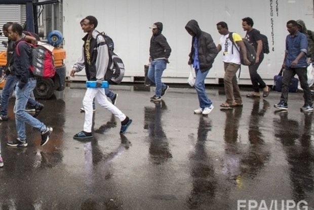 Мігранти з Африки і Сходу наповнюють Україну - Держприкордонслужба
