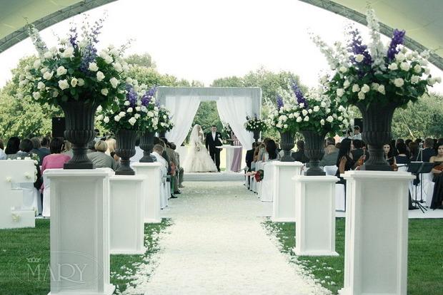 ВКиеве предполагается наплыв свадебных пар на«счастливое» 7июля