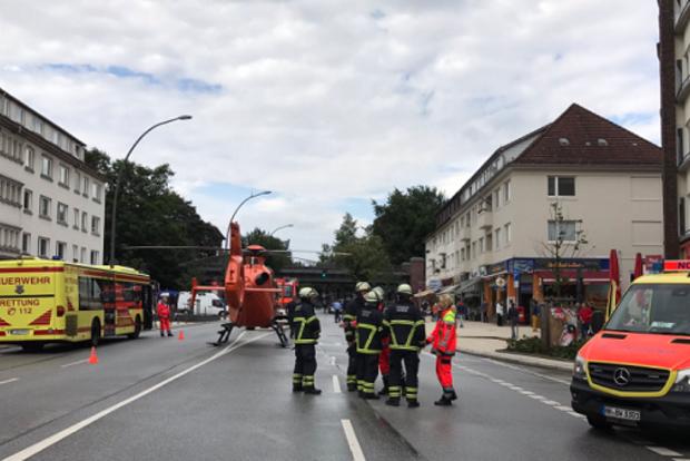 Гамбургский нападавший был известен спецслужбам как исламист