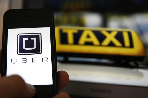 Сервис такси Uber запустился вЗапорожье
