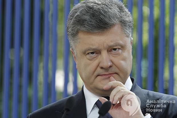 Порошенко резко ответил шахтерам на Львовщине