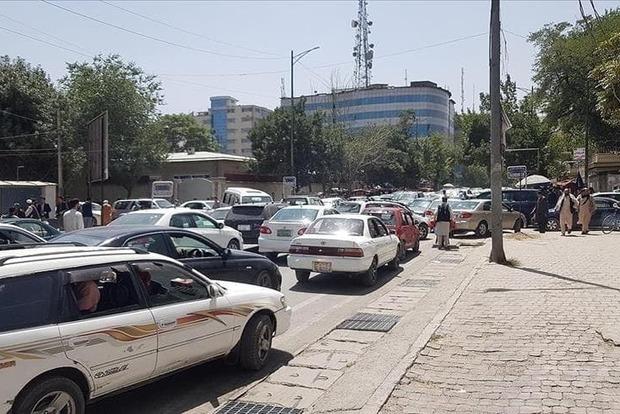 Талибы заявили о взятии под контроль центра Кабула