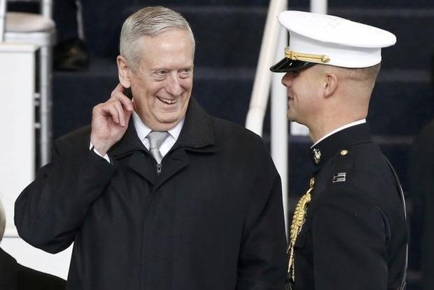 Сенат утвердил «Бешеного пса» на должность главы Пентагона