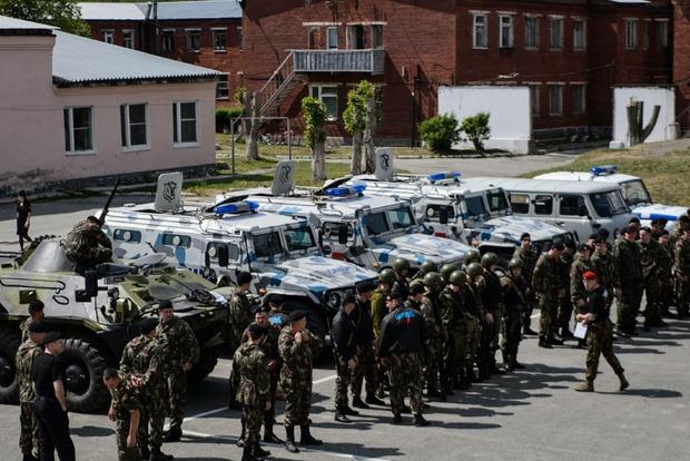 В Казахстане задержаны все причастные к нападениям в Актобе