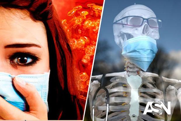 Скажений темп зростання коронавируса в Україні. Яка цифра буде завтра? 1900 або 2000