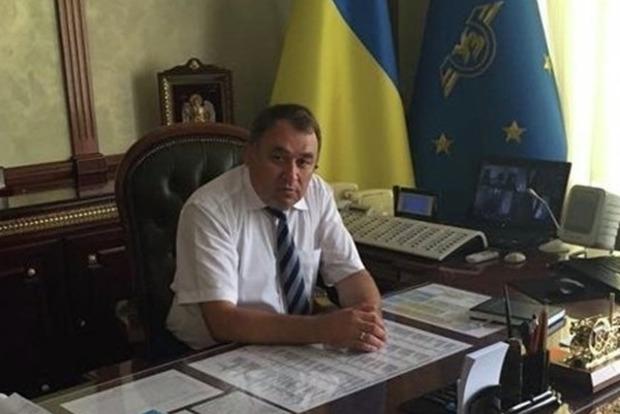 Экс-чиновника «Укрзализныци», который въехал в машину журналиста, посадили на два года