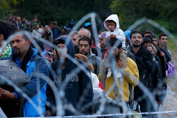 В Грецию из Турции прибыли за сутки полтысячи беженцев