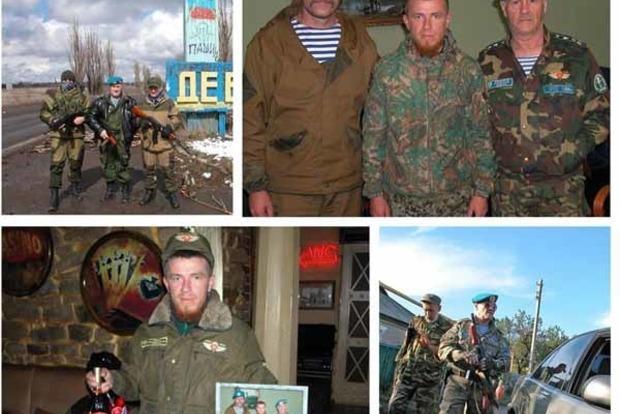 Контрразведка СБУ задержала на границе российского полковника ВДВ Гратова