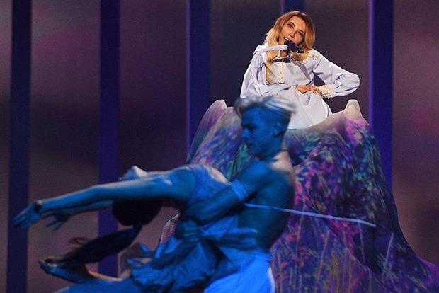 Петь так и не научилась: Самойлова вылетела с Евровидения