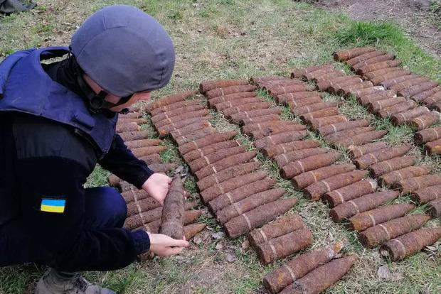 ГСЧС опубликовала статистику про обезвреженные боеприпасы прошедшей войны. Цифры впечатляют